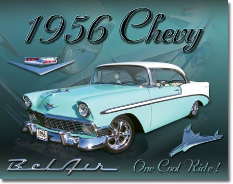 Chevy Bel Air 1956