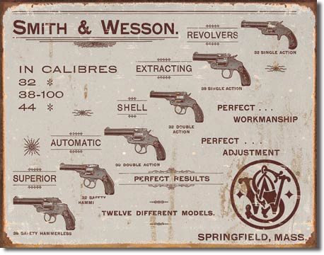 Smith&Wesson Revolvers