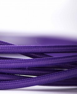 Retro kabel Purple