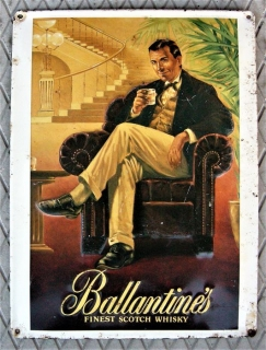 Ballantine's Whiskey
