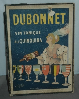 Dubonnet - vin tonique