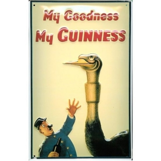 Guinness cedule My Goodness